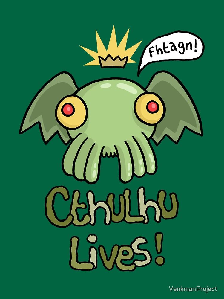 Cthulhu Lives! | Unisex T-Shirt