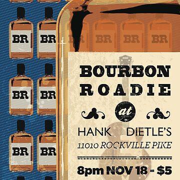 """Bourbon Roadie"" by anonbrunette"