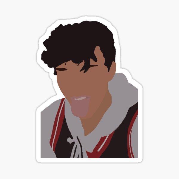 Josh art Sticker