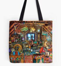 Grandma's Attic Tote Bag