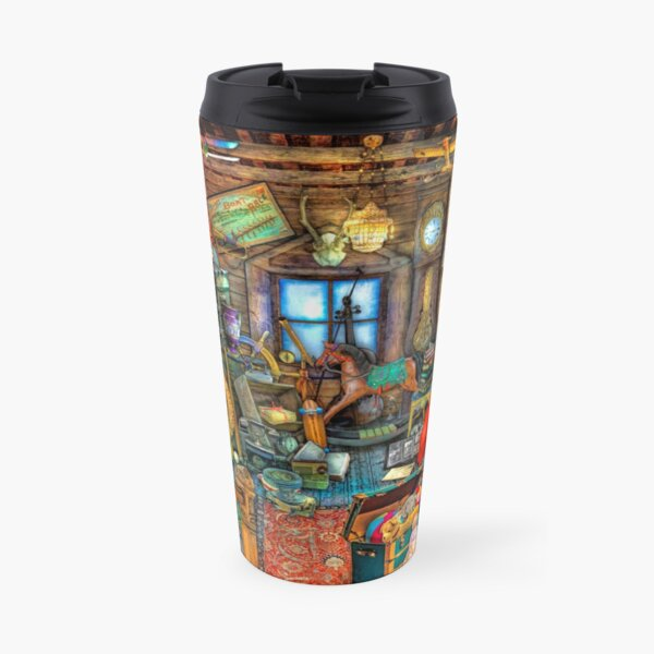Grandma's Attic Travel Mug