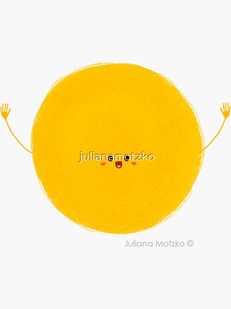 Sun by julianamotzko
