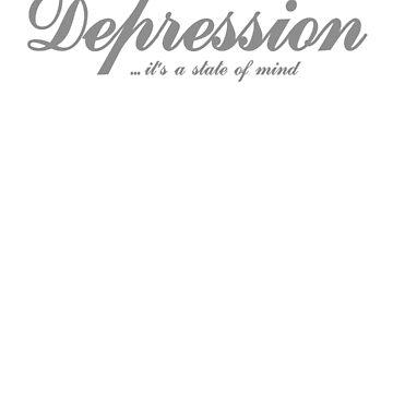 Depression ... it's a state of mind by ErnstderLage