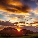 Maui Sunset  - 1-4-13 by NealStudios