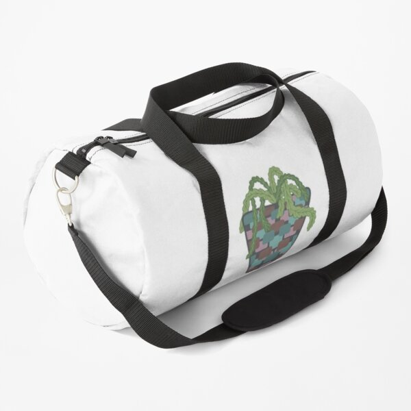 Trailing Potted Plant Duffle Bag