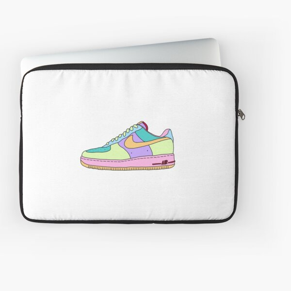 colorful air force ones  Laptop Sleeve