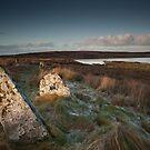 Achavanich, Stone Circle, Caithness, Scotland by Iain MacLean