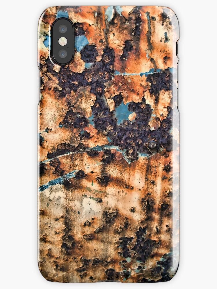 Rusty Texture Case by Great North Views
