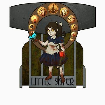 Bioshock Nouveau - Little Sister by DM7DragonFyre