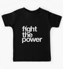 Fight the Power Kids Tee
