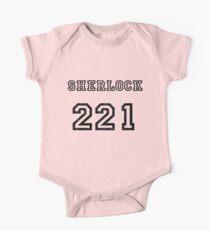 SHERLOCK 221 One Piece - Short Sleeve