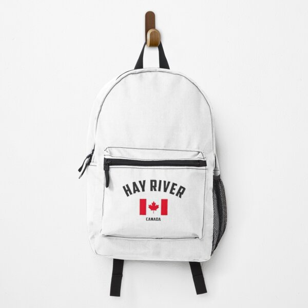 Hay River Canada  Backpack