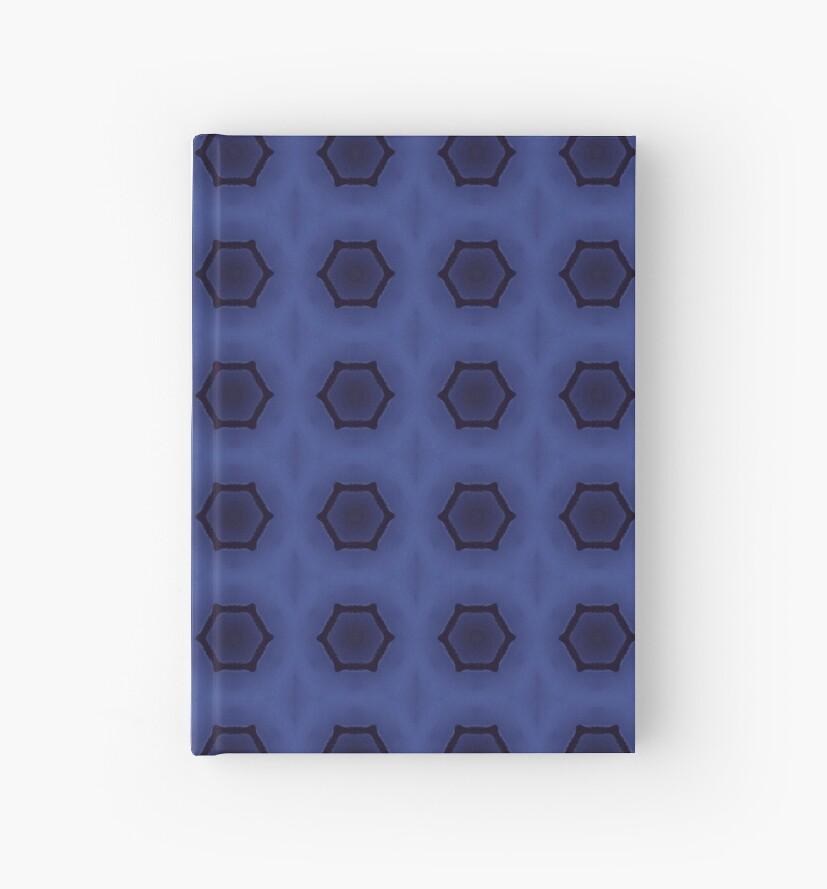 Hexagon Blues by DeneWest