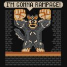 Rampage Ralph (Arcade Colors) by beware1984