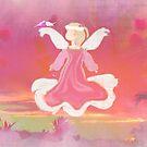 LOVE LIKE THE ANGELS LOVE by Sherri Palm Springs  Nicholas