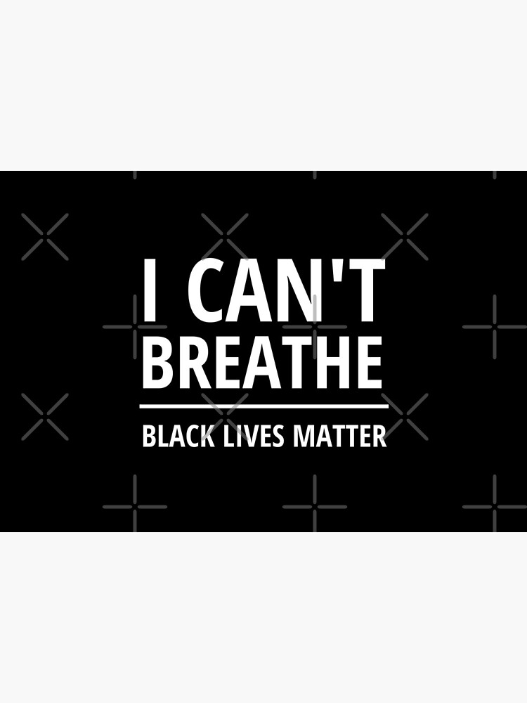 I Can't Breathe - Black Lives Matter by PYGOD