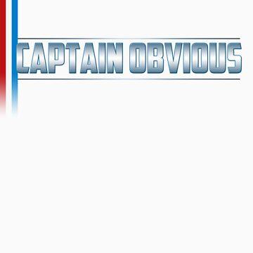 Captain Obvious by parodyteez