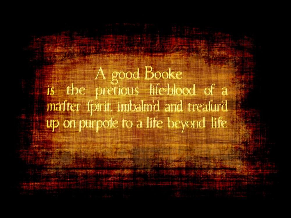 A Good Booke #2 by Benedikt Amrhein