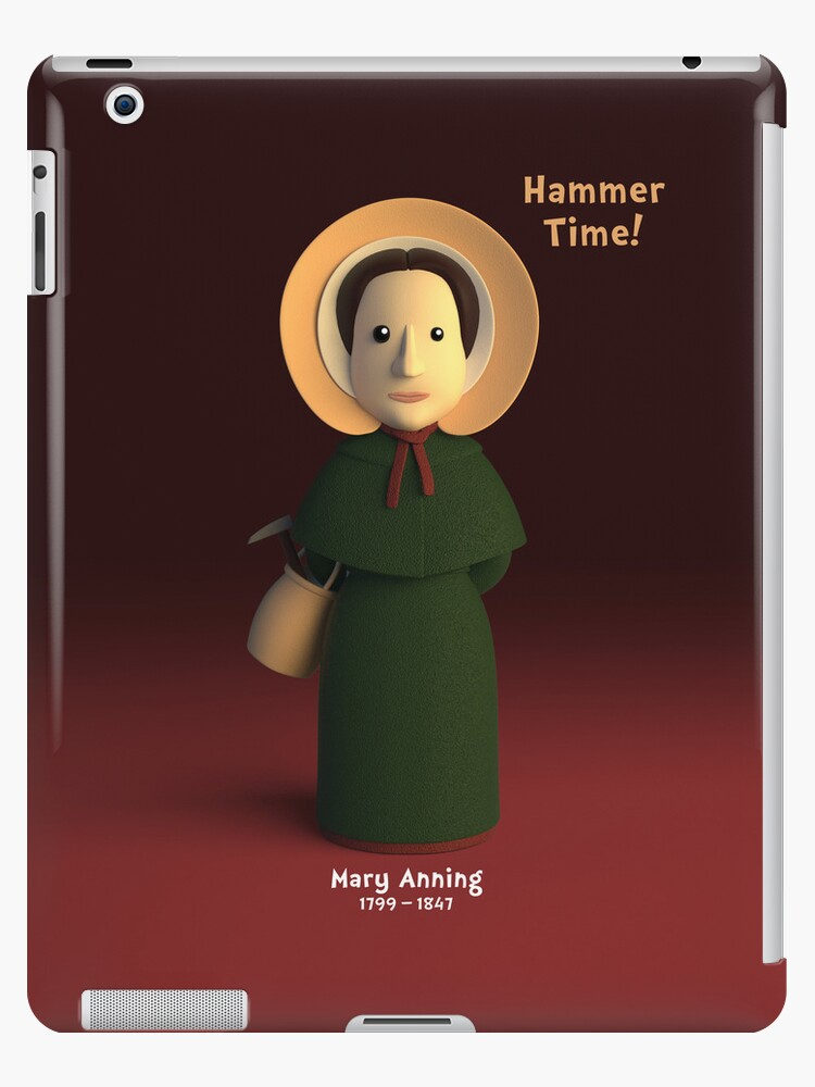 Mary Anning - Hammer Time! by chayground