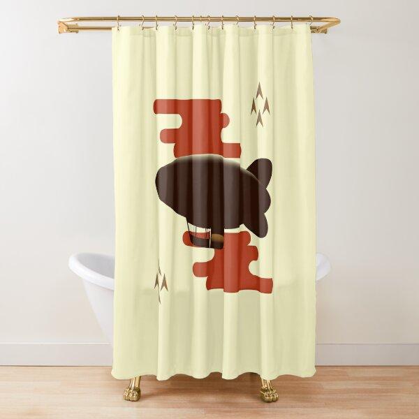 A Twain Shower Curtain