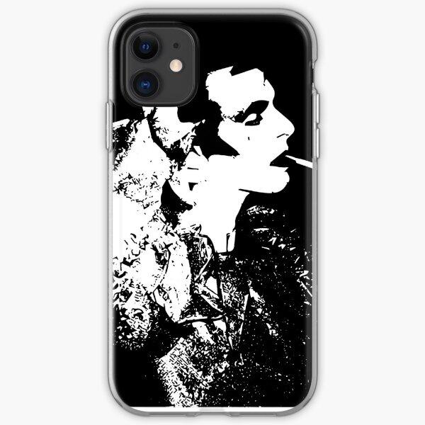 Clown Bowie David iPhone Soft Case