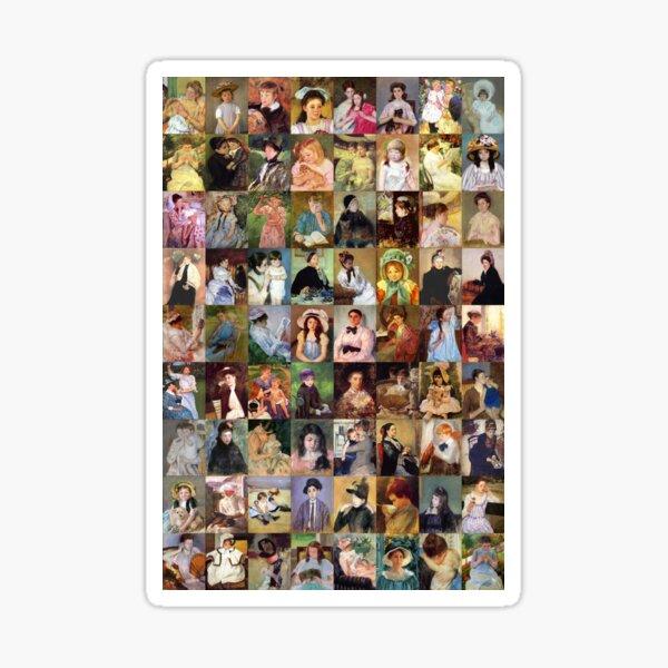 Mary Cassatt Sticker