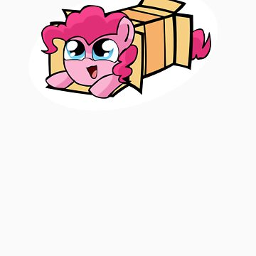 Pinkie in a box by alfa995