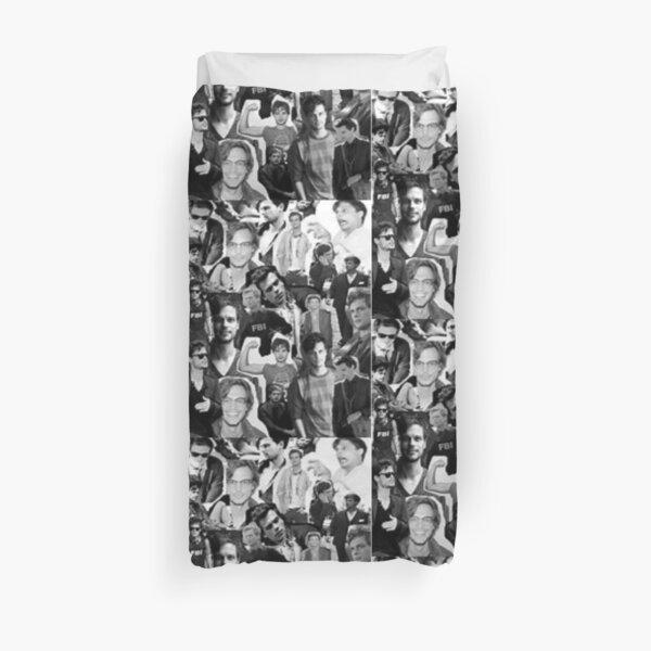 matthew gray gubler Duvet Cover