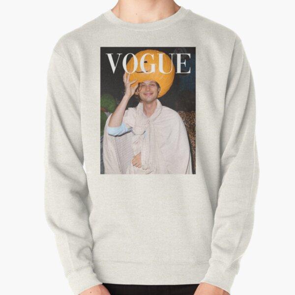 VOGUE: matthew gray gubler - pumpkin Pullover Sweatshirt