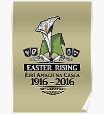 Easter Rising 100th Anniversary Poster