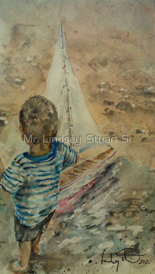 Sail Away by Mr. Lindsey  Stuart Sr.