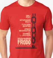Frodo Unchained Unisex T-Shirt