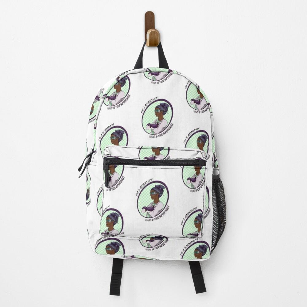 Super Scientist Backpack