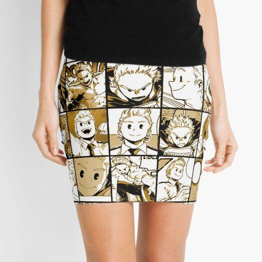 Mirio Togata Collage color version Mini Skirt
