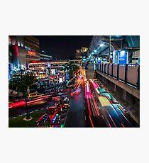 Fast Life  Photographic Print