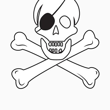 Jolly Roger by SourUnicorns