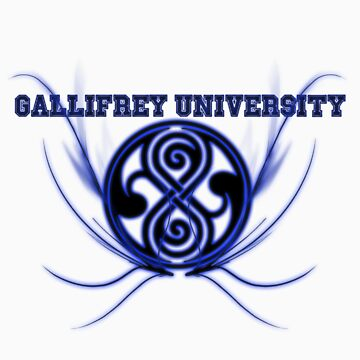 Gallifrey University by ScubaSt3v3