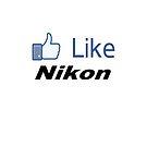 Like Nikon by Mark Williams