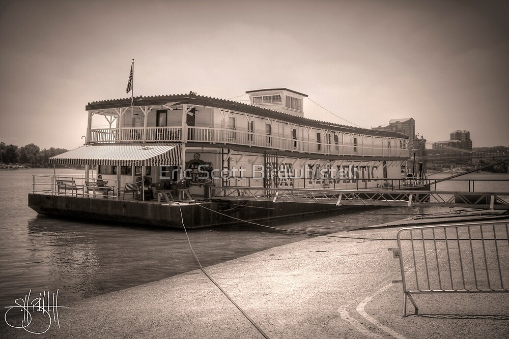 Show Boat Majestic by Eric Scott Birdwhistell