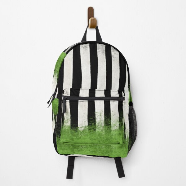 Beetlejuice Stripes Backpack