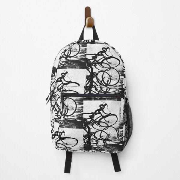 Vélo à L'envers Backpack