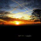 """DAWNS BEAUTIFUL SKIES""2 by snapitnc"