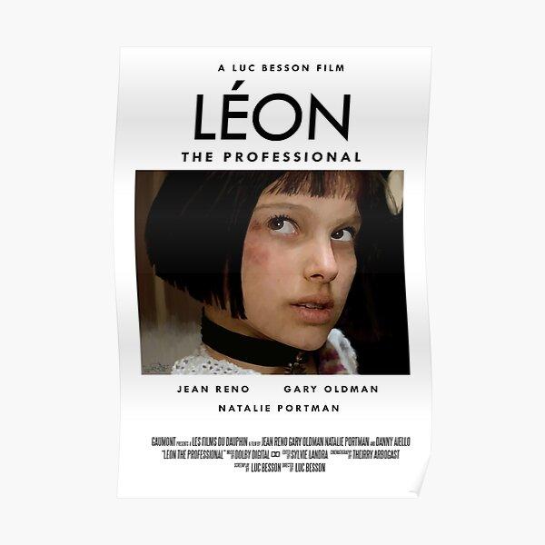 Affiche du film Leon Poster