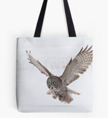 Great Gray Owl. Tote Bag