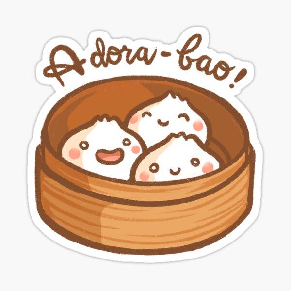 Adora-bao Sticker