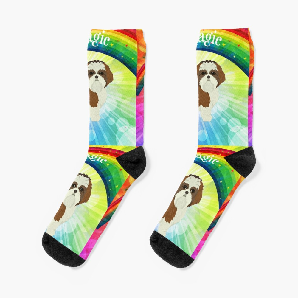 Shih Tzu Magic Socks
