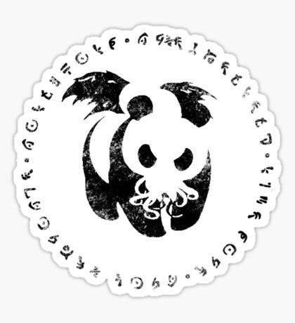 ph'nglui mglw'nafh Sticker