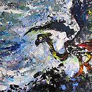 Prehistoric Bird by Ellen Marcus