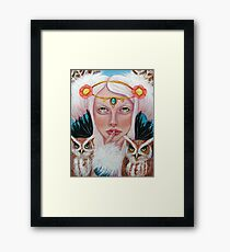 The Secret of the Sidhe Framed Print
