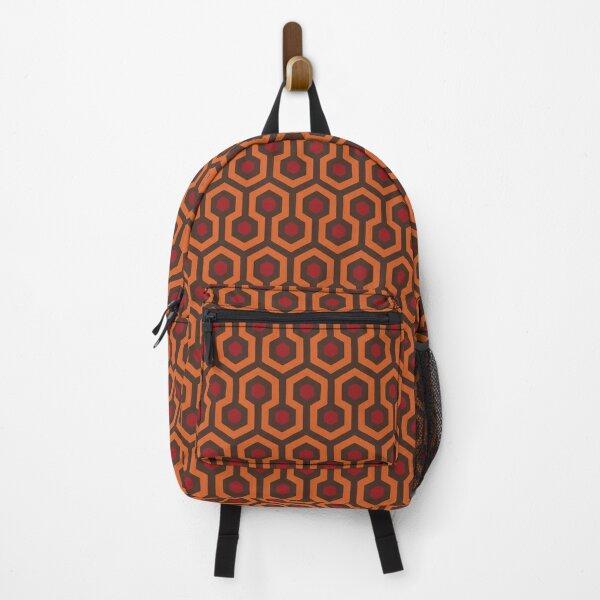 REDRUM Overlook Hotel Carpet Stephen King's The Shining Backpack
